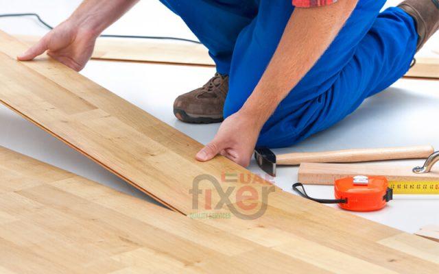 PVC Flooring Installation in Dubai